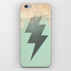 lightning strike -2 iPhone & iPod Skin