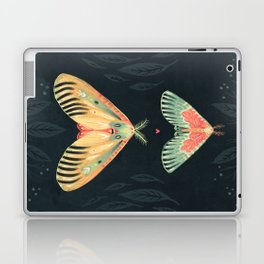 Moth Wings I Laptop & iPad Skin