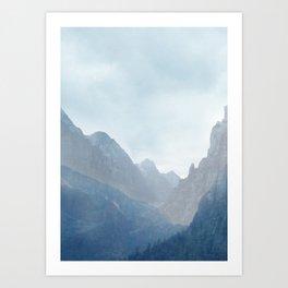 Zion no.4 Art Print