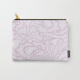 Pastel Pattern I Carry-All Pouch