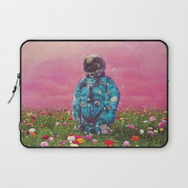The Flower Field Laptop Sleeve