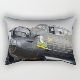 Thumper and the Lancaster Rectangular Pillow