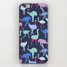 Ostrich Pattern iPhone & iPod Skin