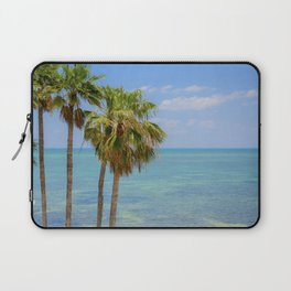 Palms in Paradise Laptop Sleeve