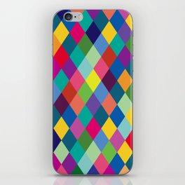Geometric Pattern #8 iPhone Skin