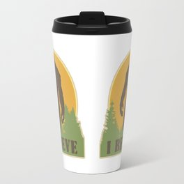Bigfoot - I believe Travel Mug