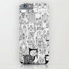 School daze Slim Case iPhone 6s