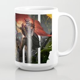 Leader of the Rebellion (Florence from the Loom Saga) Coffee Mug
