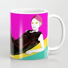 sae-pink Coffee Mug