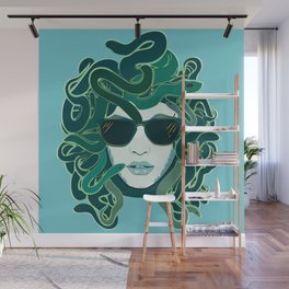 A Simple Solution Wall Mural