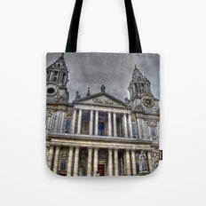 St. Paul's Cathedral, London Tote Bag