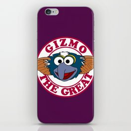 Gizmo the Great iPhone Skin