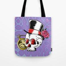 Dead Gentleman Tote Bag