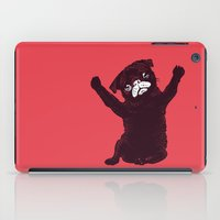 hug iPad Cases featuring Hug by Huebucket