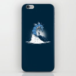 Free Gyarados iPhone Skin