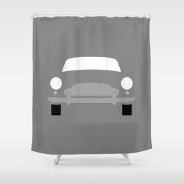 Aston Martin DB5 Shower Curtain