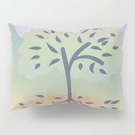 Just a tree Pillow Sham