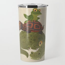 Swamp Squad Travel Mug