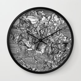 Cowboys From Hell Wall Clock