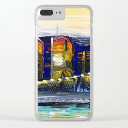 WTC - We will always remember Clear iPhone Case