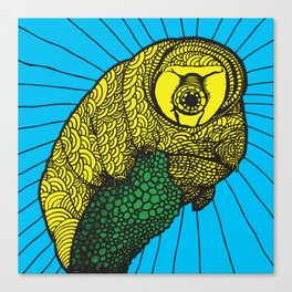 Tardigrade Canvas Print