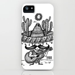 Mexico iPhone Case