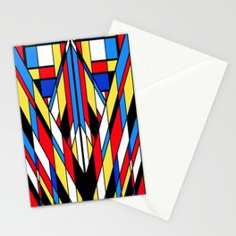 The Color Cubes - 3A Stationery Cards