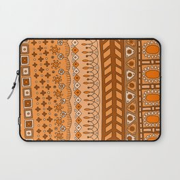 Yzor pattern 008 warm Laptop Sleeve