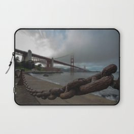 Fort Point Chain Reaction Laptop Sleeve