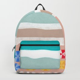 Beach Resort Backpack