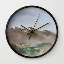 Nestled Wall Clock