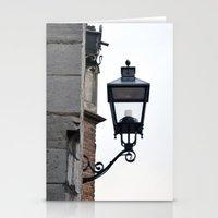 lantern Stationery Cards featuring Lantern by Marieken