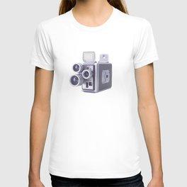 Vintage Camera 16mm T-shirt