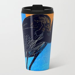 Heron Metal Travel Mug