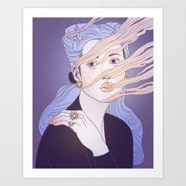 Portrait III Art Print