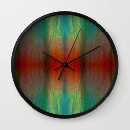 Cliffs of Ecstasy Wall Clock
