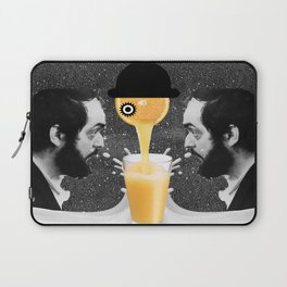 clockwork kubrick Laptop Sleeve