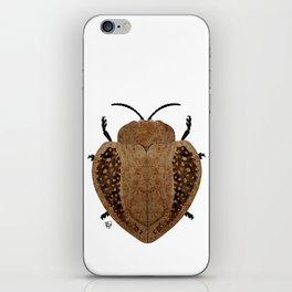 Exotic Wood Tortoise Beetle iPhone Skin