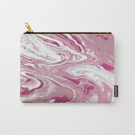 Strawberries & Creamery Carry-All Pouch