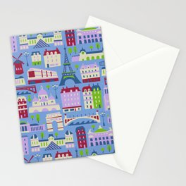 J'adore Paris Stationery Cards
