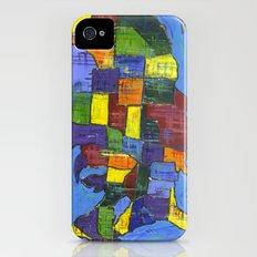 U.S.A. Slim Case iPhone (4, 4s)