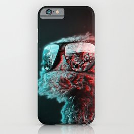 Grew Up in These Streets iPhone Case