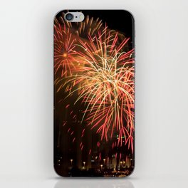 Firework collection 13 iPhone Skin