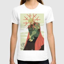 8 of Swords T-shirt