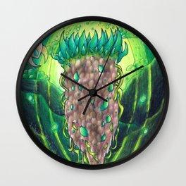 Vortex Pillar- Terraria Wall Clock