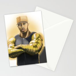 Killa Beez : Golden Arms Stationery Cards