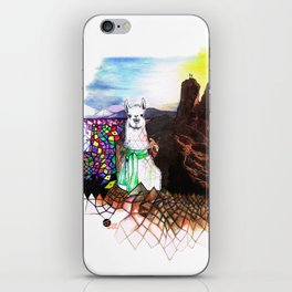 Lama Glama iPhone Skin