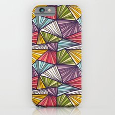 Geometric doodles Slim Case iPhone 6s