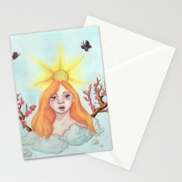 'Rise' Stationery Cards