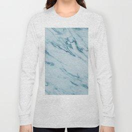 Alberto Verde - green marble Long Sleeve T-shirt